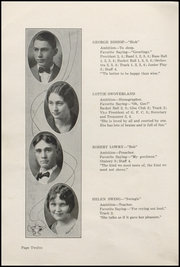 Page 16, 1926 Edition, Argos Community High School - Dragons Tale Yearbook (Argos, IN) online yearbook collection