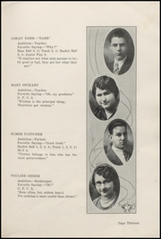 Page 17, 1926 Edition, Argos Community High School - Dragons Tale Yearbook (Argos, IN) online yearbook collection