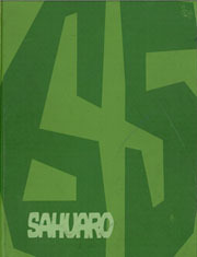 Arizona State University - Sun Devil Spark Sahuaro Yearbook (Tempe, AZ) online yearbook collection, 1965 Edition, Cover