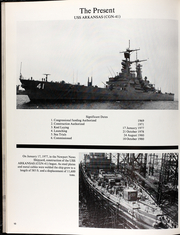 Page 12, 1982 Edition, Arkansas (CGN 41) - Naval Cruise Book online yearbook collection