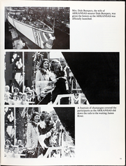 Arkansas (CGN 41) - Naval Cruise Book online yearbook collection, 1982 Edition, Page 13