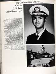 Page 6, 1982 Edition, Arkansas (CGN 41) - Naval Cruise Book online yearbook collection