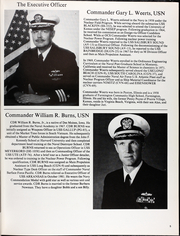 Page 7, 1982 Edition, Arkansas (CGN 41) - Naval Cruise Book online yearbook collection