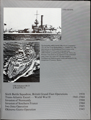 Page 9, 1982 Edition, Arkansas (CGN 41) - Naval Cruise Book online yearbook collection