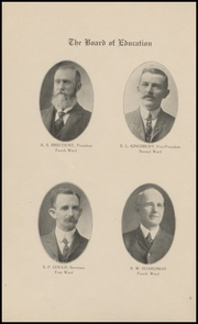 Page 10, 1908 Edition, Arkansas City High School - Mirror Yearbook (Arkansas City, KS) online yearbook collection
