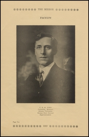 Arkansas City High School - Mirror Yearbook (Arkansas City, KS) online yearbook collection, 1919 Edition, Page 14