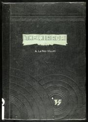Arkansas City High School - Mirror Yearbook (Arkansas City, KS) online yearbook collection, 1935 Edition, Cover