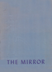 Arkansas City High School - Mirror Yearbook (Arkansas City, KS) online yearbook collection, 1944 Edition, Cover
