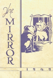 Arkansas City High School - Mirror Yearbook (Arkansas City, KS) online yearbook collection, 1949 Edition, Page 1