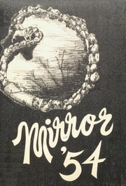 Arkansas City High School - Mirror Yearbook (Arkansas City, KS) online yearbook collection, 1954 Edition, Cover