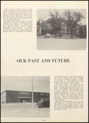Page 10, 1954 Edition, Arkansas City High School - Mirror Yearbook (Arkansas City, KS) online yearbook collection