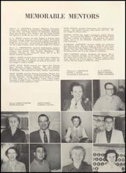 Page 12, 1954 Edition, Arkansas City High School - Mirror Yearbook (Arkansas City, KS) online yearbook collection