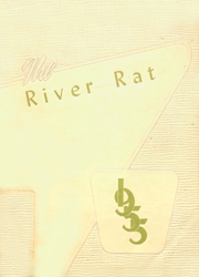 Arkansas City High School - River Rat Yearbook (Arkansas City, AR) online yearbook collection, 1955 Edition, Cover