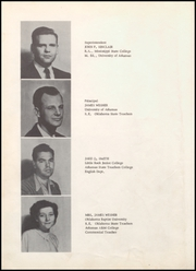 Page 8, 1955 Edition, Arkansas City High School - River Rat Yearbook (Arkansas City, AR) online yearbook collection