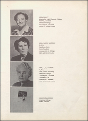 Page 9, 1955 Edition, Arkansas City High School - River Rat Yearbook (Arkansas City, AR) online yearbook collection