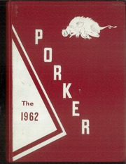 Arkansas High School - Porker Yearbook (Texarkana, AR) online yearbook collection, 1962 Edition, Cover