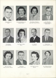 Page 11, 1962 Edition, Arkansas High School - Porker Yearbook (Texarkana, AR) online yearbook collection