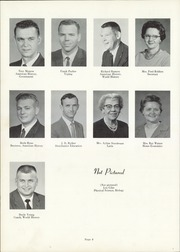 Page 12, 1962 Edition, Arkansas High School - Porker Yearbook (Texarkana, AR) online yearbook collection