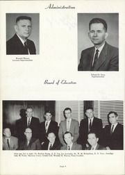 Page 8, 1962 Edition, Arkansas High School - Porker Yearbook (Texarkana, AR) online yearbook collection