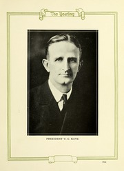 Page 13, 1924 Edition, Arkansas State University - Indian Yearbook (Jonesboro, AR) online yearbook collection