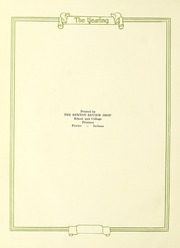 Page 8, 1924 Edition, Arkansas State University - Indian Yearbook (Jonesboro, AR) online yearbook collection