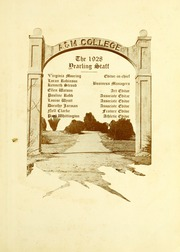 Page 7, 1928 Edition, Arkansas State University - Indian Yearbook (Jonesboro, AR) online yearbook collection