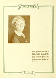 Page 8, 1928 Edition, Arkansas State University - Indian Yearbook (Jonesboro, AR) online yearbook collection