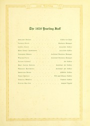 Page 7, 1929 Edition, Arkansas State University - Indian Yearbook (Jonesboro, AR) online yearbook collection