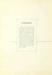 Page 8, 1930 Edition, Arkansas State University - Indian Yearbook (Jonesboro, AR) online yearbook collection
