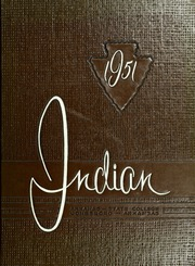 Arkansas State University - Indian Yearbook (Jonesboro, AR) online yearbook collection, 1951 Edition, Cover