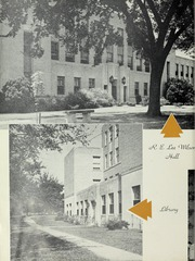 Page 16, 1951 Edition, Arkansas State University - Indian Yearbook (Jonesboro, AR) online yearbook collection