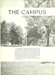 Arkansas State University - Indian Yearbook (Jonesboro, AR) online yearbook collection, 1955 Edition, Page 11