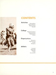 Page 13, 1962 Edition, Arkansas State University - Indian Yearbook (Jonesboro, AR) online yearbook collection