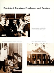 Page 17, 1962 Edition, Arkansas State University - Indian Yearbook (Jonesboro, AR) online yearbook collection