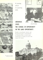 Arkansas State University - Indian Yearbook (Jonesboro, AR) online yearbook collection, 1963 Edition, Page 15