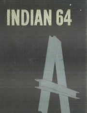 Arkansas State University - Indian Yearbook (Jonesboro, AR) online yearbook collection, 1964 Edition, Cover