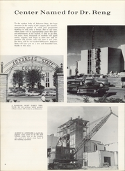 Page 10, 1964 Edition, Arkansas State University - Indian Yearbook (Jonesboro, AR) online yearbook collection