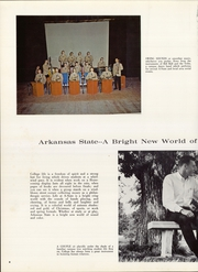 Page 12, 1964 Edition, Arkansas State University - Indian Yearbook (Jonesboro, AR) online yearbook collection