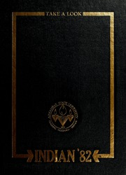 Arkansas State University - Indian Yearbook (Jonesboro, AR) online yearbook collection, 1982 Edition, Cover