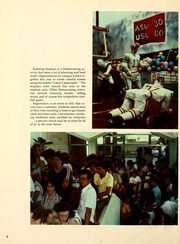 Page 10, 1982 Edition, Arkansas State University - Indian Yearbook (Jonesboro, AR) online yearbook collection