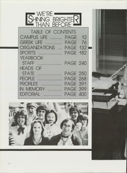 Page 6, 1984 Edition, Arkansas State University - Indian Yearbook (Jonesboro, AR) online yearbook collection