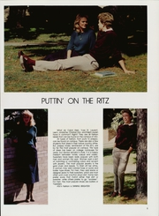 Page 9, 1984 Edition, Arkansas State University - Indian Yearbook (Jonesboro, AR) online yearbook collection