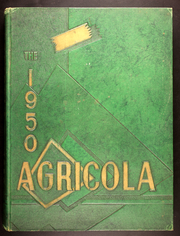 Arkansas Tech University - Agricola Yearbook (Russellville, AR) online yearbook collection, 1950 Edition, Cover