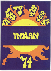 Arlington Green Isle High School - Indian Yearbook (Arlington, MN) online yearbook collection, 1974 Edition, Cover