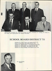 Page 10, 1974 Edition, Arlington Green Isle High School - Indian Yearbook (Arlington, MN) online yearbook collection