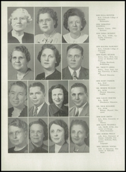 Arlington Heights High School - Yellow Jacket Yearbook (Fort Worth, TX) online yearbook collection, 1948 Edition, Page 14