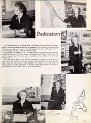 Page 11, 1961 Edition, Arlington Heights High School - Yellow Jacket Yearbook (Fort Worth, TX) online yearbook collection