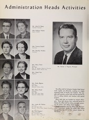 Page 14, 1961 Edition, Arlington Heights High School - Yellow Jacket Yearbook (Fort Worth, TX) online yearbook collection
