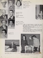 Page 16, 1961 Edition, Arlington Heights High School - Yellow Jacket Yearbook (Fort Worth, TX) online yearbook collection