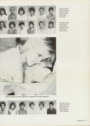 Arlington Heights High School - Yellow Jacket Yearbook (Fort Worth, TX) online yearbook collection, 1984 Edition, Page 101